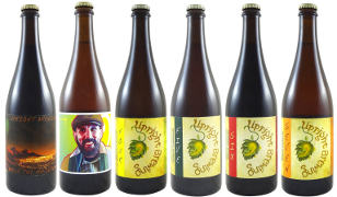 Upright Brewing beers